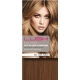 "24"" Clip In Human Hair Extensions FULL HEAD #33 Dark Auburn"