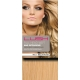 "18"" DIY Weft (Clips Not Attached) Human Hair Extensions #613 Bleach Blonde"