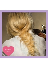 Blondes go Braid crazy this spring/summer