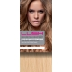 "18"" Deluxe DIY Weft (Clips Not Attached) Human Hair Extensions #60 Medium Brown"