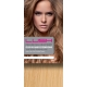 "16"" Deluxe DIY Weft (Clips Not Attached) Human Hair Extensions #613 Medium Brown/ Bleach Blonde"