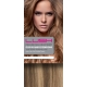 "20"" Deluxe DIY Weft (Clips Not Attached) Human Hair Extensions #8/613 Light Brown/ Bleach Blonde"