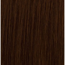 "18"" Holly Hagan Clip In Human Hair Extensions #4 Chocolate Brown"