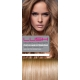 "18"" Deluxe DIY Weft (Clips Not Attached) Human Hair Extensions #16/613 Dark Honey Blonde/ Bleach Blonde"