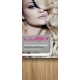 "20"" Deluxe Double Wefted Clip In Human Hair Extensions #16 Dark Honey Blonde"