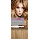 "20"" Clip In Human Hair Extensions FULL HEAD #16 Dark Honey Blonde"