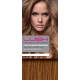 "18"" Deluxe DIY Weft (Clips Not Attached) Human Hair Extensions #30 Light Auburn"
