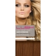 "18"" DIY Weft (Clips Not Attached) Human Hair Extensions #33 Dark Auburn"