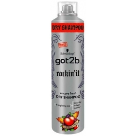 Schwarzkopf got2b Rockin It Encore Fresh Dry Shampoo 200 ml 