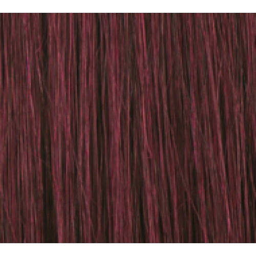 Deep Red Clip In Hair Extensions 86