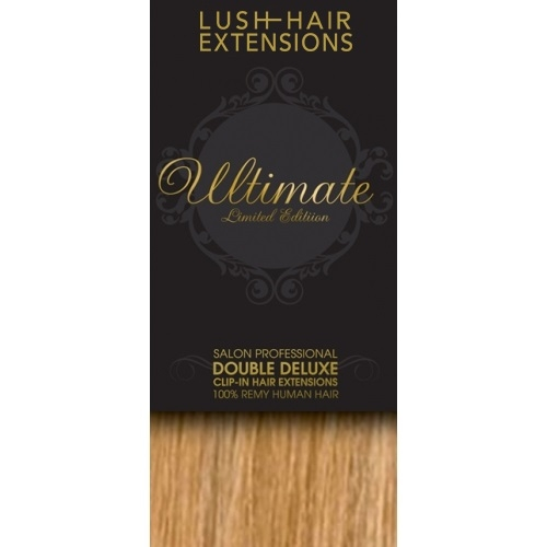 Lush Lightest Blonde Hair Extensions 85