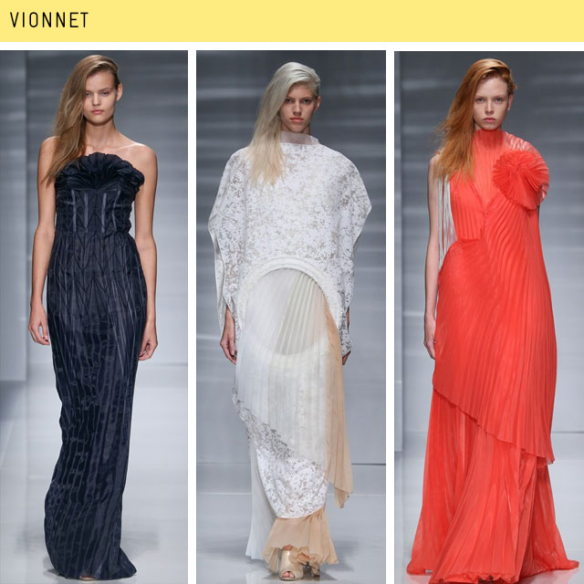 Couture Fashion Week Vionett
