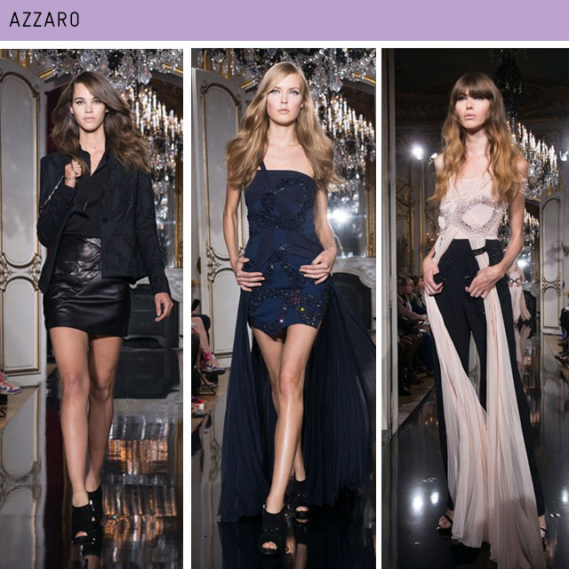 Couture Fashion Week Azzaro