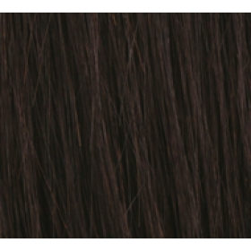"18"" Ultimate Double Deluxe Weft (Clips Not Attached) Human Hair Extensions #1B Natural Black"