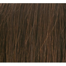 """20"""" Ultimate Double Deluxe Weft (Clips Not Attached) Human Hair Extensions #4 Dark Brown"""