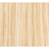 "16"" Ultimate Double Deluxe Weft (Clips Not Attached) Human Hair Extensions #60 Lightest Blonde"