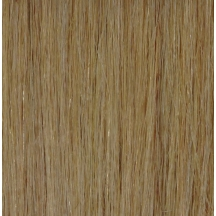 "18"" Pre Bonded Stick Tip Hair extensions #27 Caramel Blonde - (25 Strands)"