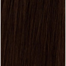 "18"" Pre Bonded Nail Tip Hair extensions #2 Darkest Brown - (25 Strands)"