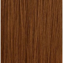 "18"" Pre Bonded Stick Tip Hair extensions #33 Dark Auburn - (25 Strands)"