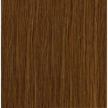 "18"" Pre Bonded Nail Tip Hair extensions #6 Medium Brown - (25 Strands)"
