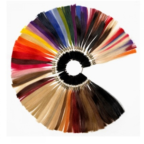 Lush Hair Extensions Colour Ring