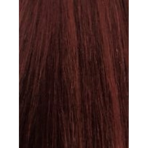 20 Quot Pre Bonded Nail Tip Hair Extensions 33 Dark Auburn