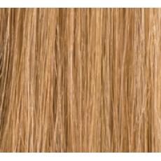 "18"" Clip In Human Hair Extensions FULL HEAD #10/16 Lightest Brown/ Dark Honey Blonde"