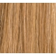 "20"" Clip In Human Hair Extensions FULL HEAD #10/16 Lightest Brown/ Dark Honey Blonde"