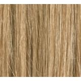 "22"" Clip In Human Hair Extensions FULL HEAD #16 Dark Honey Blonde"