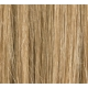 "22"" Clip In Human Hair Extensions FULL HEAD #16 Dark Honey Blonde"