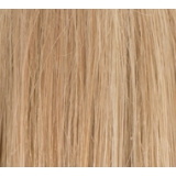 "18"" Deluxe DIY Weft (Clips Not Attached) Human Hair Extensions #8/613 Bleach Blonde"