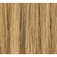 "18"" DIY Weft (Clips Not Attached) Human Hair Extensions #18 Ash Brown"