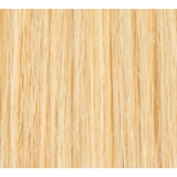"22"" Clip In Human Hair Extensions FULL HEAD #27/613 Caramel Blonde Highlights"