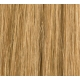"18"" Deluxe DIY Weft (Clips Not Attached) Human Hair Extensions #27 Caramel Blonde"