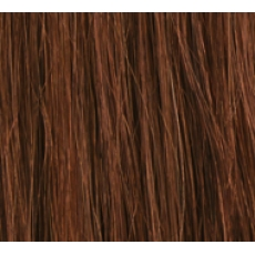 "22"" Clip In Human Hair Extensions FULL HEAD #33 Dark Auburn"