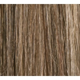 "18"" Deluxe Double Wefted Clip In Human Hair Extensions #4/613 Dark Brown / Bleach Blonde"