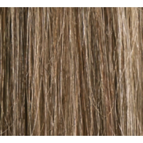 "20"" Deluxe Double Wefted Clip In Human Hair Extensions #4/613 Dark Brown/ Bleach Blonde"