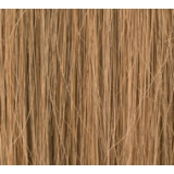 "16"" Clip In Human Hair Extensions FULL HEAD #8 Light Brown"