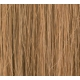"16"" Deluxe DIY Weft (Clips Not Attached) Human Hair Extensions #8 Light Brown"