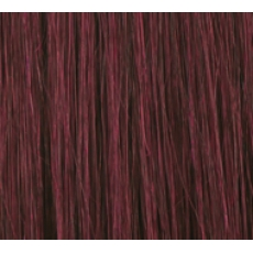 """20"""" Clip In Human Hair Extensions FULL HEAD #99J Deep Red Wine"""