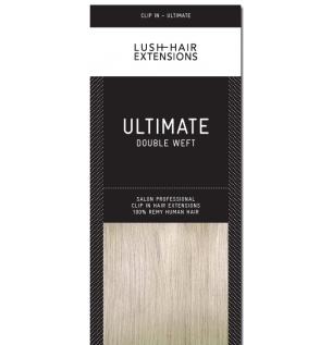 Lush hair extensions uk remy human hair extensions new limited edition ultimate double deluxe clip in hair extensions pmusecretfo Choice Image