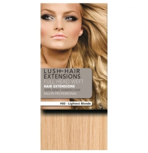 Lush hair extensions uk remy human hair extensions diy weft hair extensions pmusecretfo Gallery