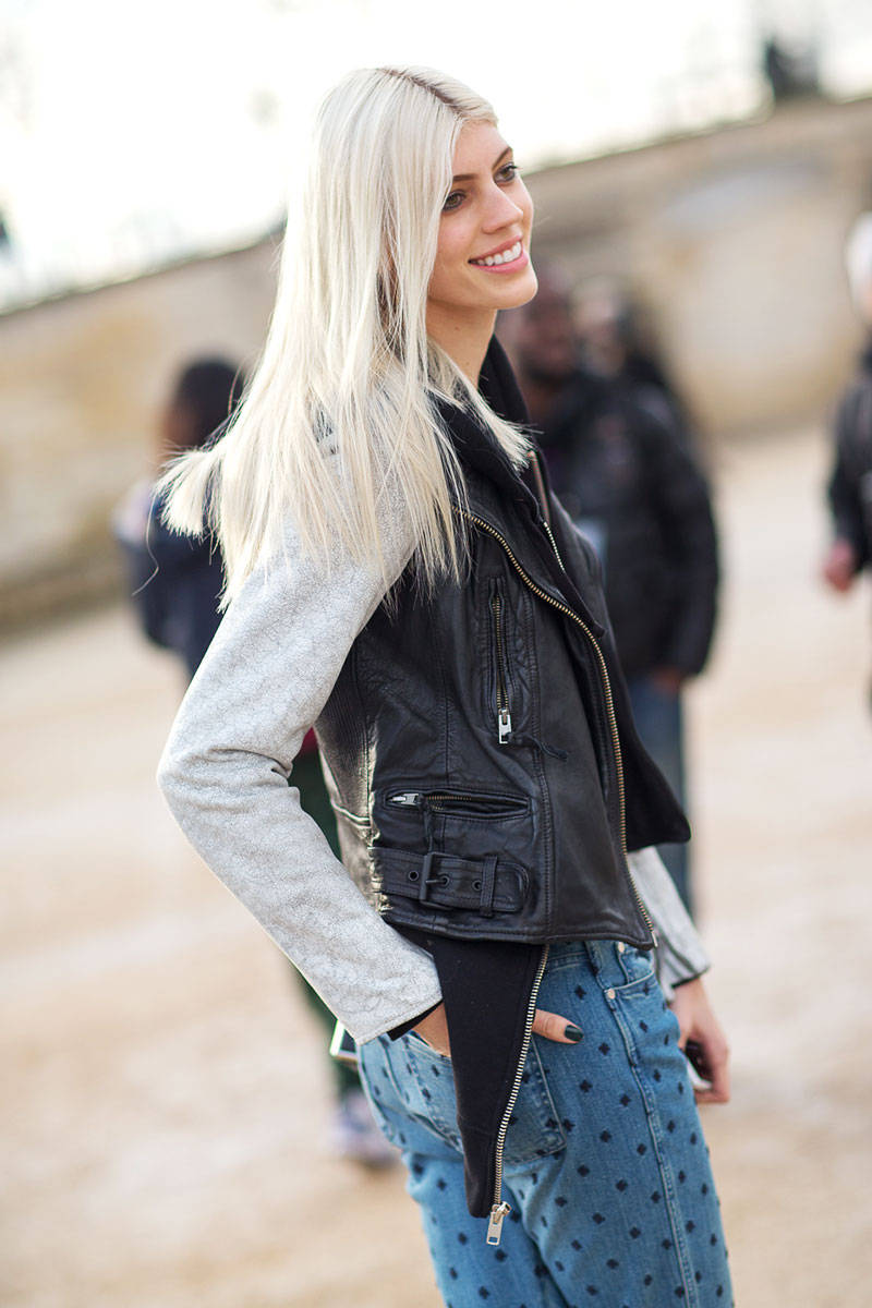 Street Style Hair Trends