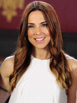 Lush hair extensions viva forever mel c aka sporty spice with gorgeous ombre locks not a hair bobble in sight pmusecretfo Choice Image