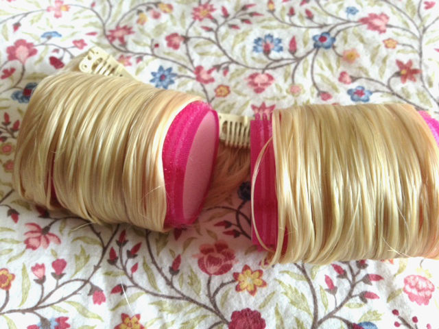 How To Curl Your Lush Hair Extensions With Sleep In Rollers